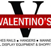 Valentino's Display