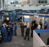 CEME Conference Centre exhibition space