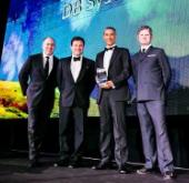 DB Systems win Best Supplier to Exhibitors Award