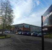 DB Systems' new premises