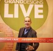 Kevin McCloud opens the 2013 Birmingham show