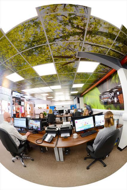 Quadrant2Design's 360° Virtual Showroom Tour Goes Live!