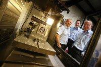 Altec Engineering directors, Paul Lackenby, Nick Batey and David Steel