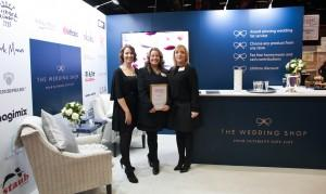 CLIP CUSTOMER WOWS JUDGES WITH EXHIBITION STAND