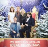 Ideal Home Show at Christmas 2014