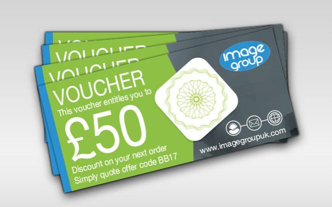 £50 Voucher with pre-orders Image Group Buyers Guide