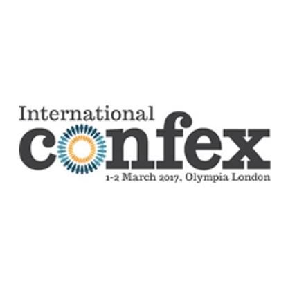 Come and meet team Exhibitions next week at International Confex