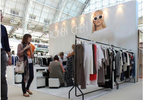 Exhibition Stand Clothes : Ronen chen books plus exhibition stands again for next year. the